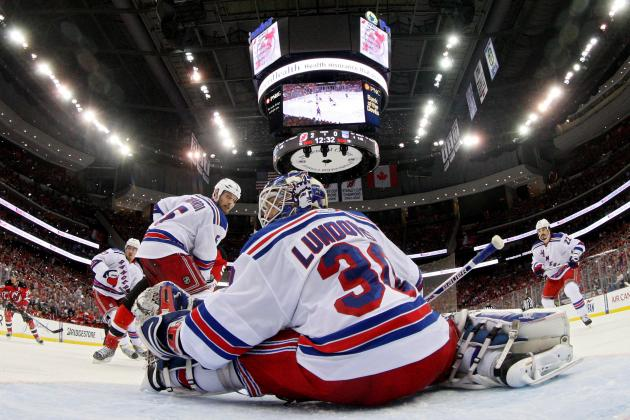 NY Rangers Goalie Henrik Lundqvist: How He'll Follow Up His Vezina Trophy Season