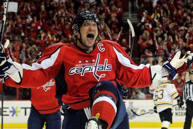 Washington Capitals: 5 Reasons Alex Ovechkin Will Bounce Back This Season
