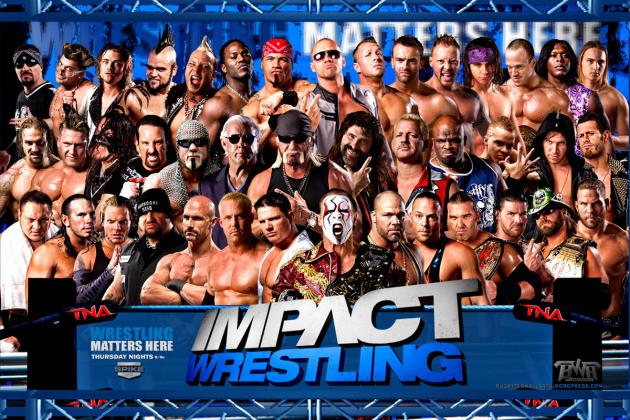 Hulk Hogan, Aces and 8s: 10 Suggestions to Fix TNA