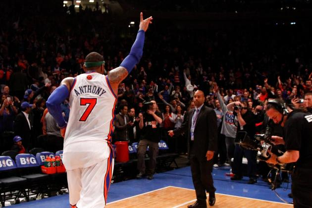 Predicting New York Knicks' 8 Biggest Surprises and Breakout Players