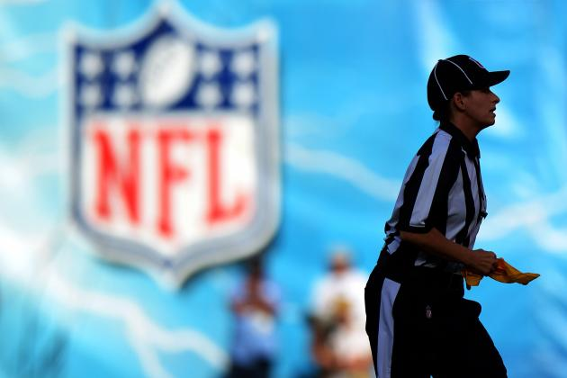 Ranking the Worst Replacement Ref Calls of the Preseason
