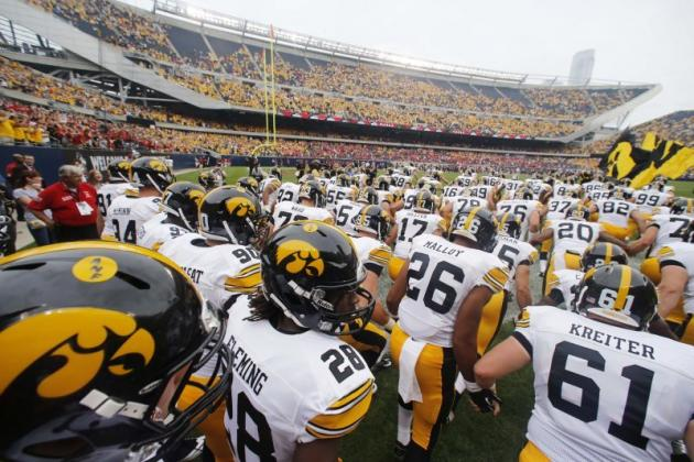 Iowa Football: Key Matchups When the Hawkeyes Play the Iowa State Cyclones