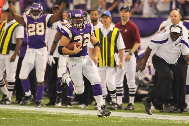 5 Reasons Toby Gerhart Will Be the NFL's Biggest Surprise at RB
