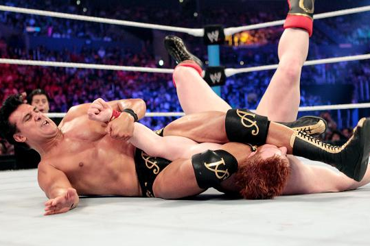 WWE: 6 Reasons Why Alberto Del Rio Will Defeat Sheamus