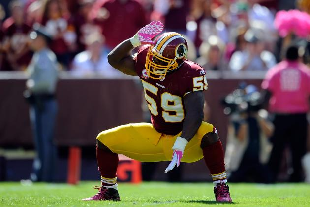 Washington Redskins: Why London Fletcher Is Team's Most Important Veteran