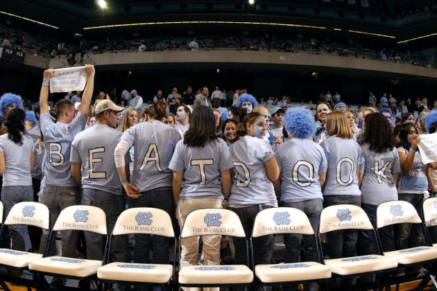 UNC Basketball: Predicting Every Game on Tar Heels' 2012-13 ACC Schedule