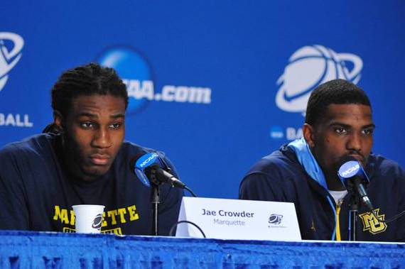 5 Reasons Marquette Won't Miss a Beat Despite Losing Crowder and Johnson-Odom