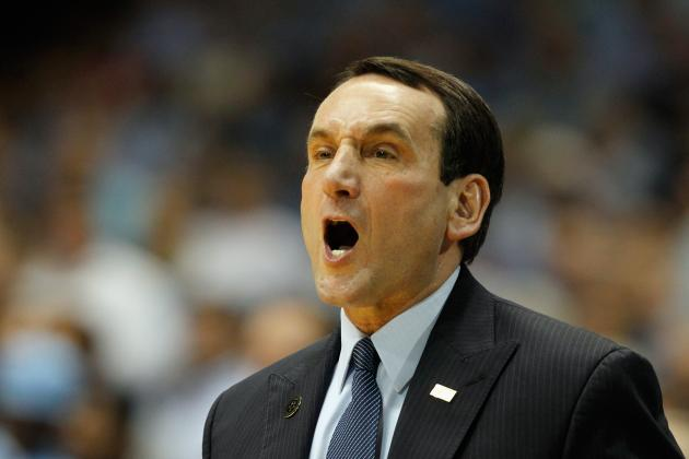 Coach K's Post-Olympic Priorities for Duke Looking Ahead to the Season