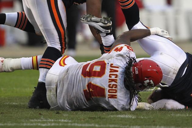 Kansas City Chiefs Roster Cuts: Tyson Jackson and Other Potential Surprises