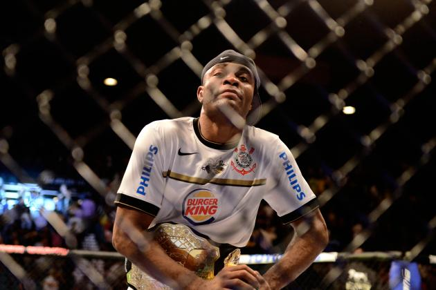 August 2012 MMA Rankings: The 10 Best in Each Division