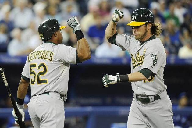 Oakland A's: Ranking Their 10 Biggest Surprises of 2012