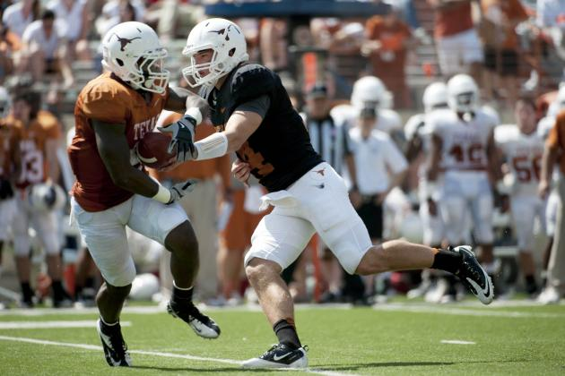 Texas Football: Finalizing the Longhorns Week 1 Depth Chart