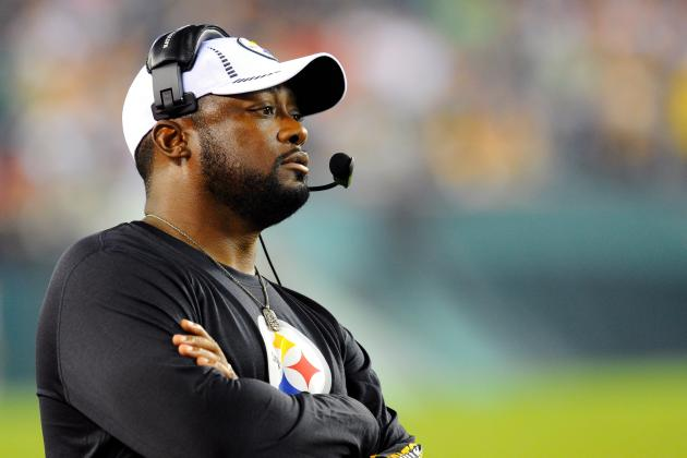 Pittsburgh Steelers: Predicting the Final 53-Man Roster