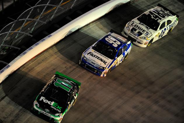 NASCAR Power Rankings: Top 20 Drivers Coming out of Bristol