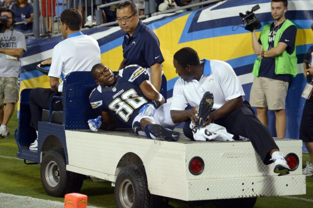 NFL Injury Report: Who's Hurting the Most After Preseason Week 3?