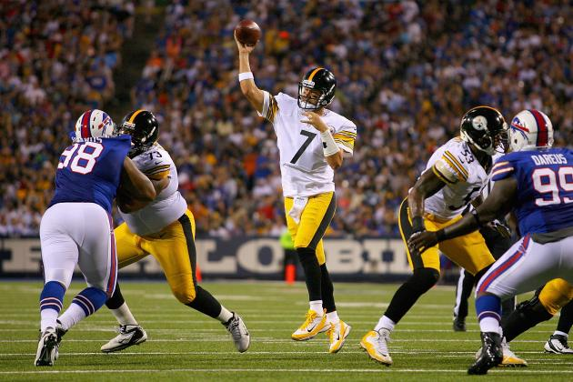 Pros & Cons of Every Projected Pittsburgh Steelers Starter in 2012