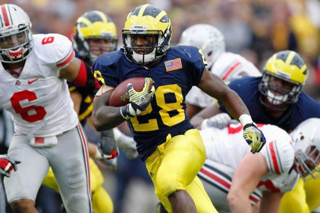 Michigan Football: 2012 Season Preview for the Wolverines