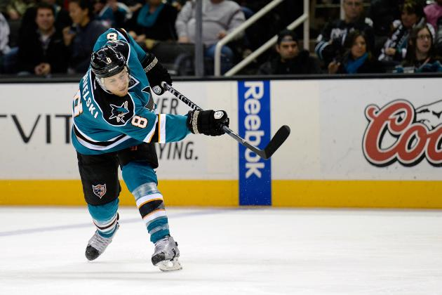 San Jose Sharks Free Agency: 5 Backup Plans If Shane Doan Stays in Phoenix