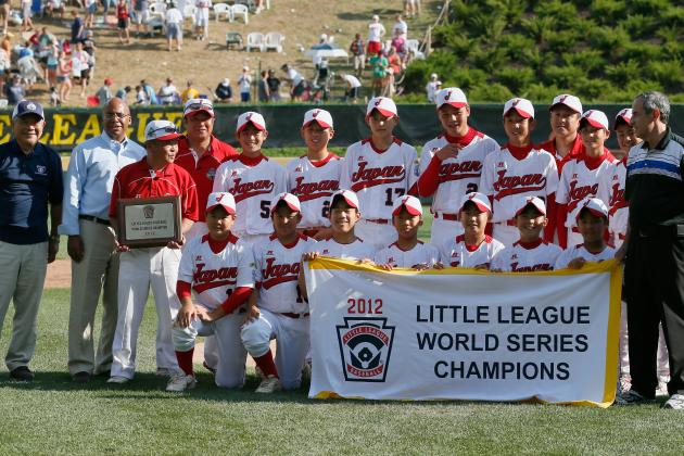 Little League World Series 2012: Complete Results from Japan's Incredible Run