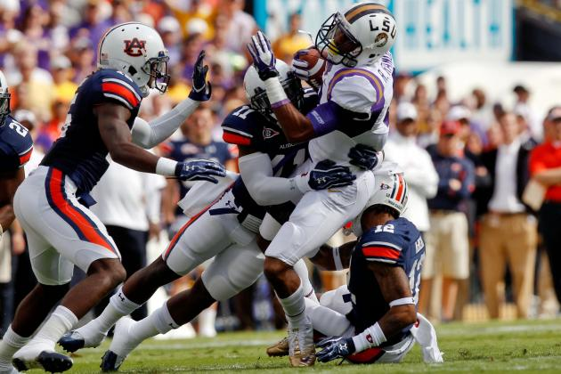 Auburn Football: 10 Important Storylines to Watch Develop Throughout 2012