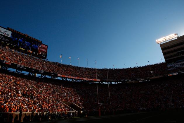 Tennessee Football: 2012 Season Preview for the Volunteers