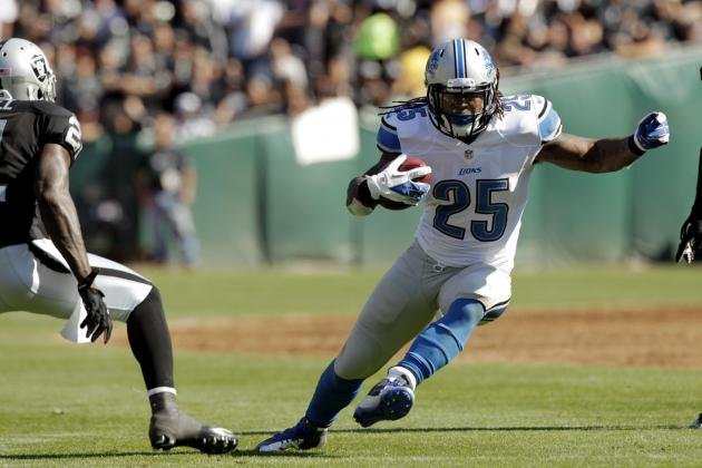 10 Fantasy Football 2012 Sleepers Who Are Now Overrated