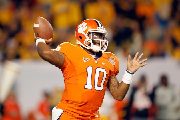 How Does the USA Today Preseason Poll Alter Clemson's BCS Path?
