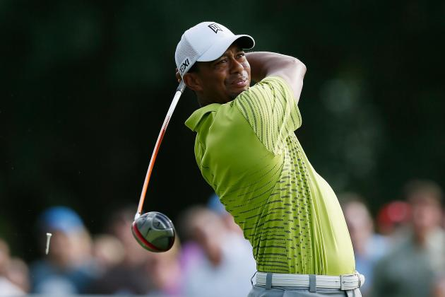 Deutsche Bank Championship 2012: 4 Golfers to Watch at TPC Boston