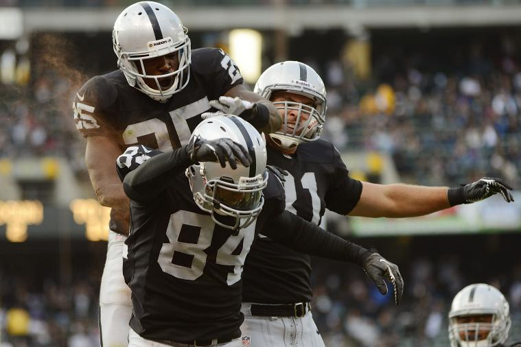 Oakland Raiders 2012 Results: Why Bother Waiting for the Games?