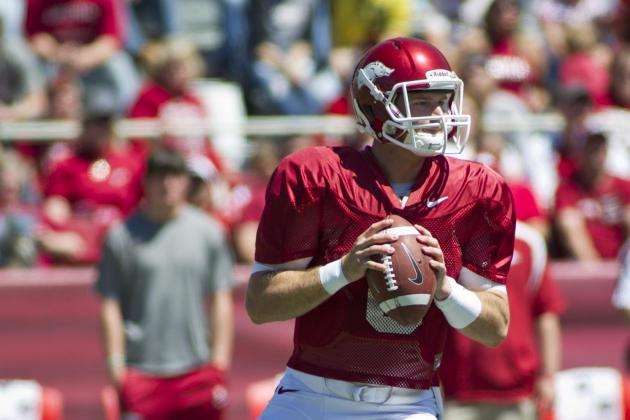 Arkansas Football: 2012 Season Preview for the Razorbacks