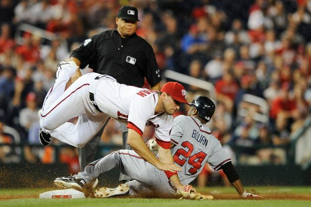 10 Advantages the Atlanta Braves Hold over the Washington Nationals
