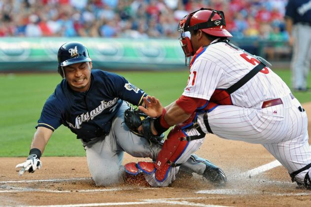 Carlos Ruiz: 4 Reasons the Philadelphia Phillies Should Not Rush Ruiz Back