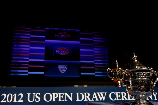 2012 US Open: The Top 5 Favorites to Take Home the Title