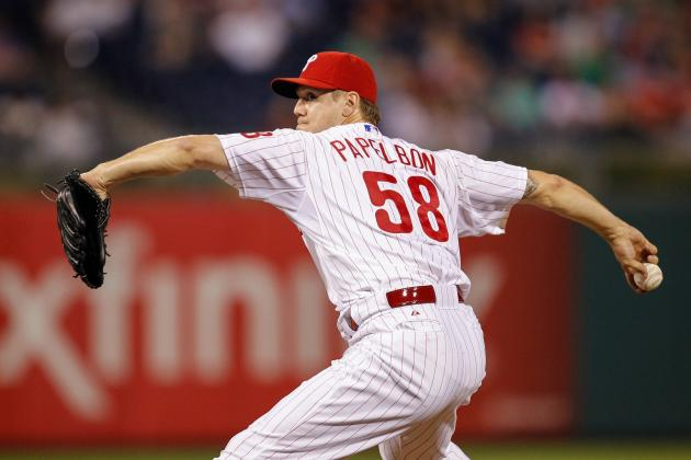 25 Most Intimidating Strikeout Pitchers in Philadelphia Phillies History