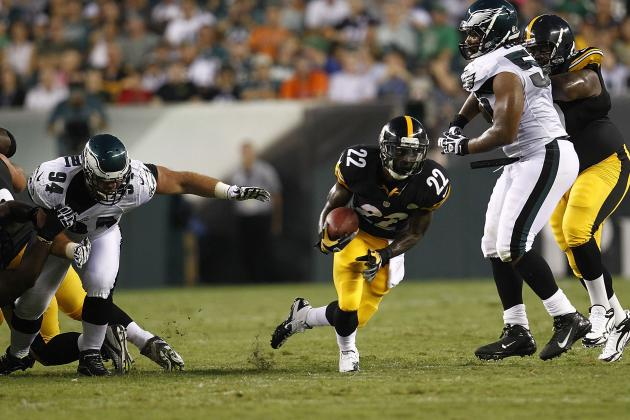 Pittsburgh Steelers: Which Steelers Have Gained the Most Stock This Preseason?