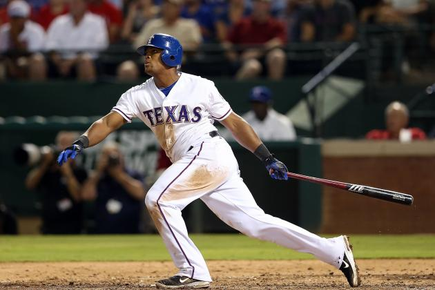 AL MVP Rankings: Rangers Slugger Adrian Beltre Leaps into the Top 5