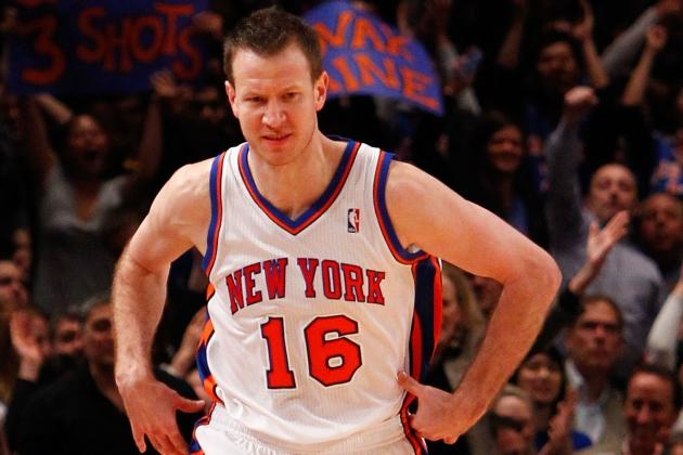 New York Knicks: 5 Bench Players Who Could Break Out in 2013