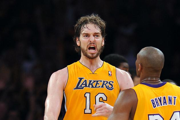 5 Strategic Changes the L.A. Lakers Need to Make in 2012-2013