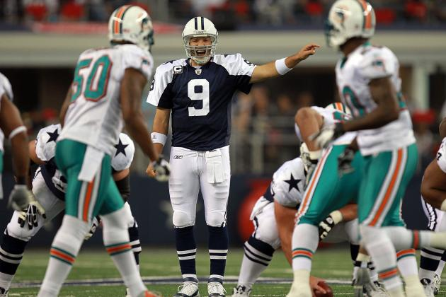 Dolphins vs Cowboys: Final Report Cards, Player Grades for Dallas