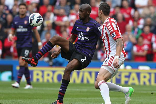 Thoughts on Arsenal's Draw with Stoke City