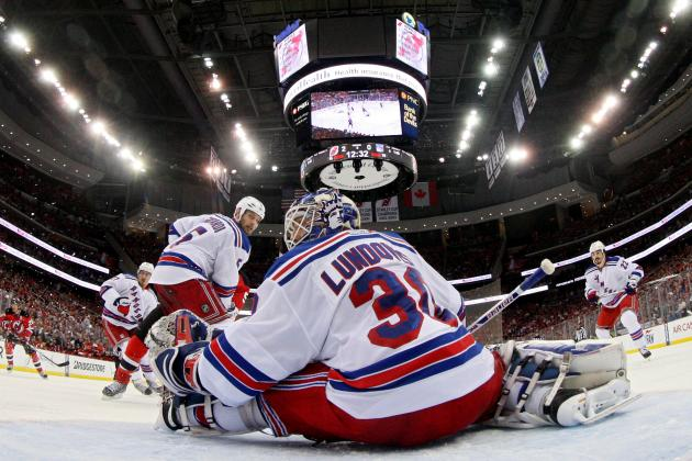 NY Rangers: 10 Key Players to Be Successful in the 2012-13 NHL Season