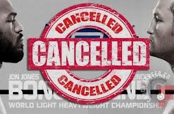 5 Lessons Learned as a Result of the Cancellation of UFC 151
