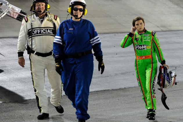 NASCAR: 5 Reasons Danica Patrick Should Get a Pass for 2012