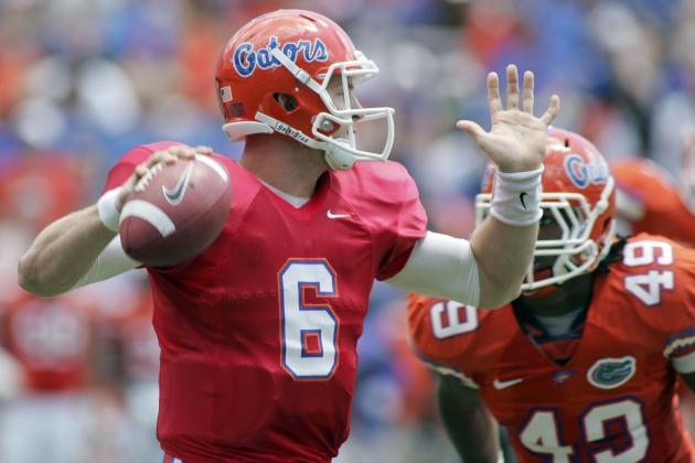 Florida Football: 10 Important Storylines to Watch Develop Throughout 2012
