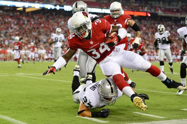 Fantasy Football: 10 Sleepers Guaranteed to Explode in 2012