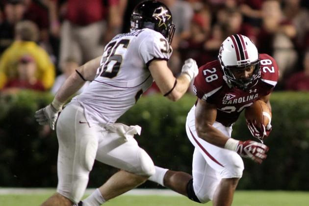 South Carolina Football: 7 Keys to Winning the Vanderbilt Game