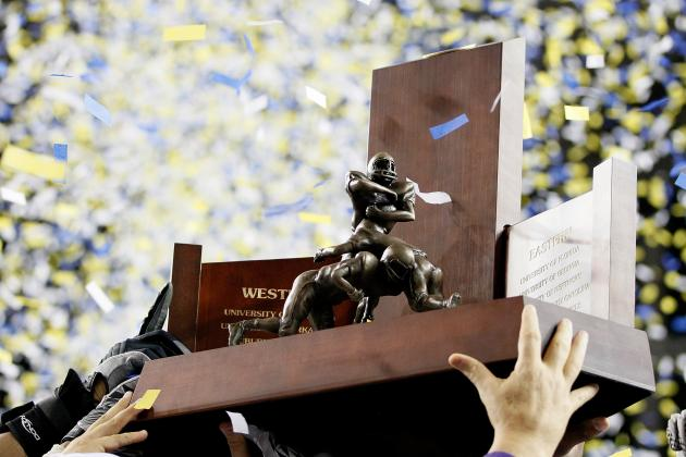 SEC Football: Player Superlative and Conference Champion Predictions for 2012