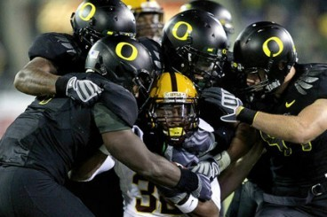 Oregon Football: What You Need to Know About Ducks' Defensive Line in 2012
