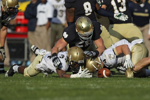 Notre Dame Football: 10 Important Storylines to Watch Develop Throughout 2012