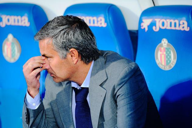 Real Madrid: 5 Things Mourinho Must Fix to Avoid a Disaster This Season